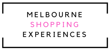 Melbourne Shopping Experiences