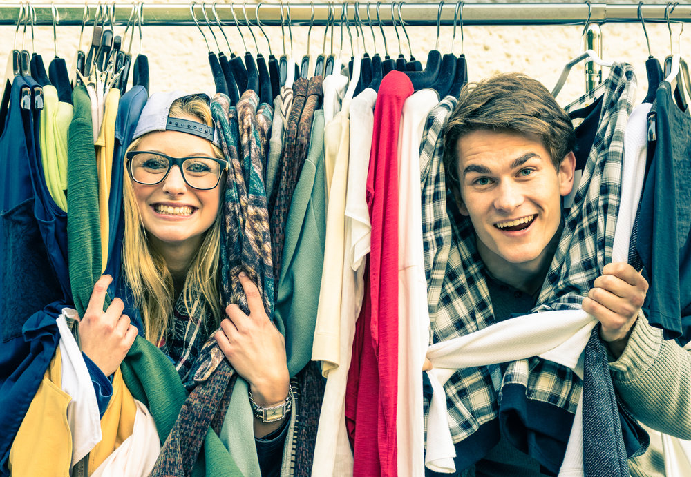 A Vintage Adventure vintage clothing shopping tour