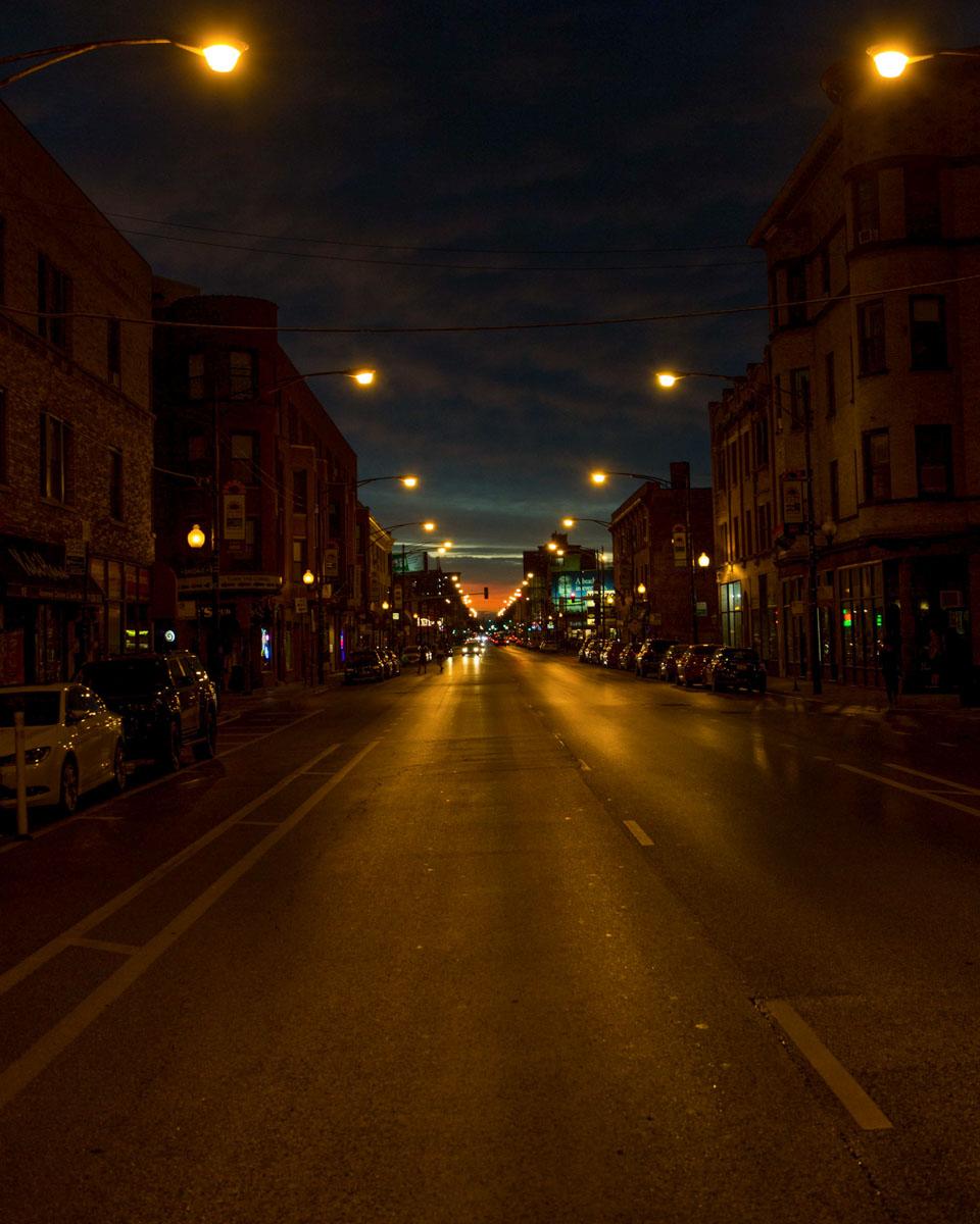 Clark Street, Lincoln Park