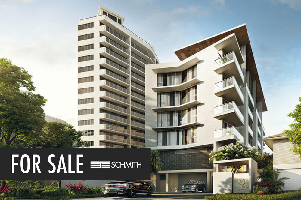 LA RIVIERE ON CANNES  19 CANNES AVENUE, SURFERS PARADISE 4217  FIND OUT MORE