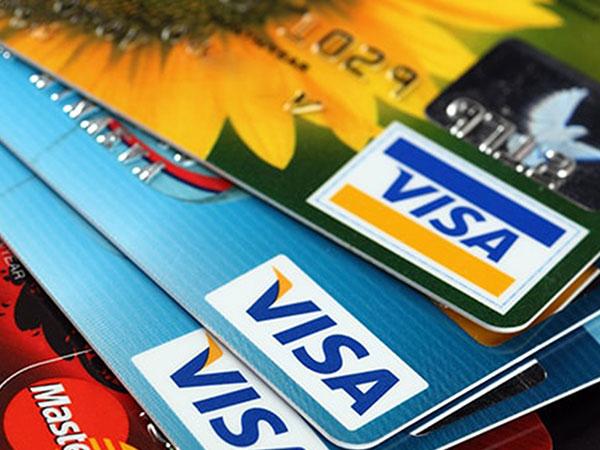 CREDIT CARDS -