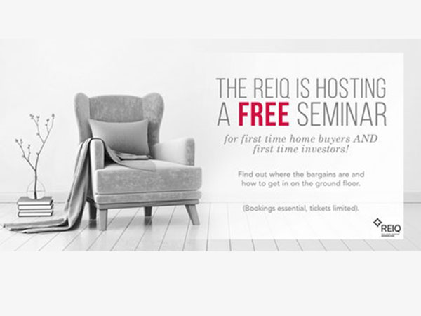 REIQ PROPERTY BUYERS SEMINAR -