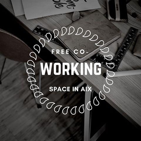 Nous proposons 3 bureaux GRATUITS (vous donnez ce que vous pouvez) dans nos locaux en plein centre d'Aix pour travailler sur votre projet ou developper votre #Startup🏆 —  Nous contacter pour plus d'infos