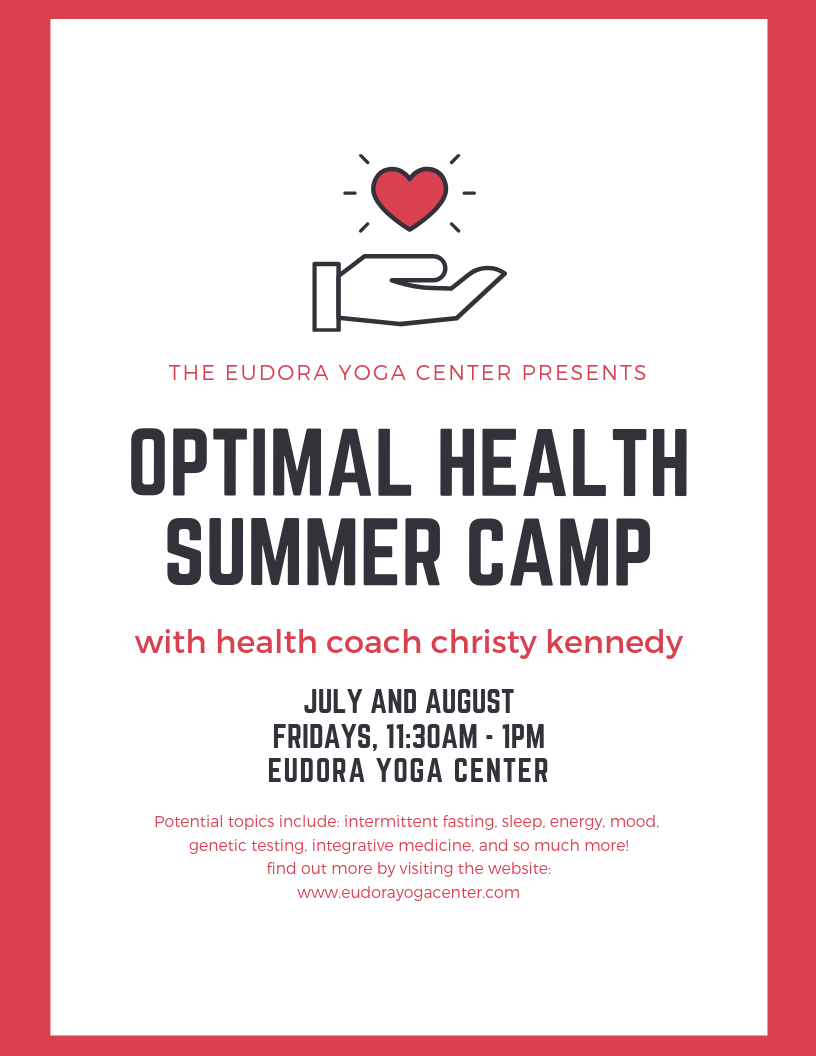 Optimal Health Summer Camp