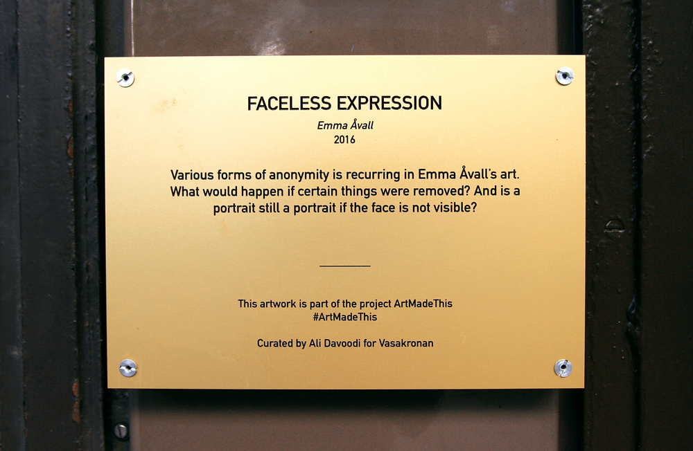 Faceless Expression (sign)
