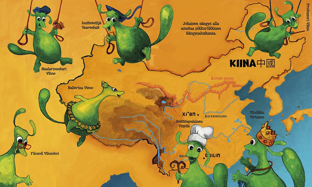 Sängynaluskansa Kiinan muuri1.jpg