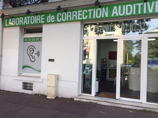 Laboratoire Correction Auditive 93