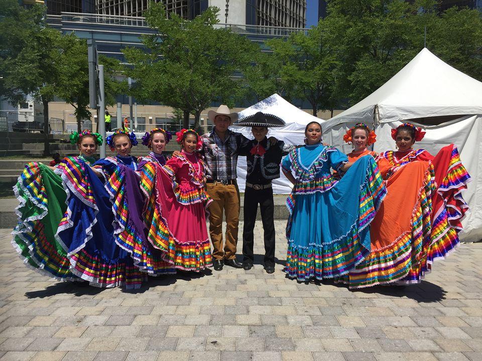 Ballet Folklorico Raices Mexicanas