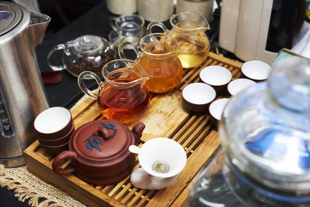 Teafresho   - Fresh organic himalayan tea