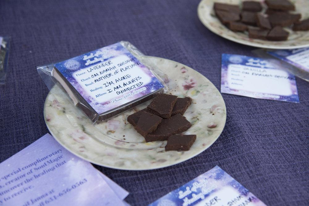 Soul Magic Healing   - Mindful cacao bars