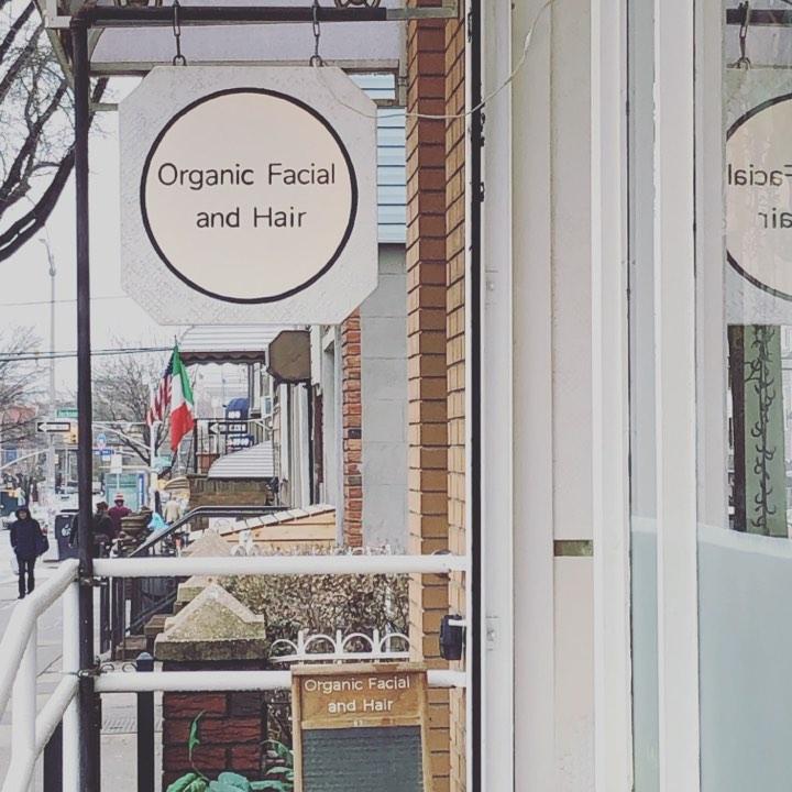 Salon 87 - Organic Facial and Hair