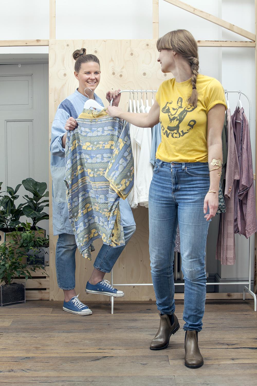 Forelasning och konsultuppdrag om hallbart mode och slow fashion