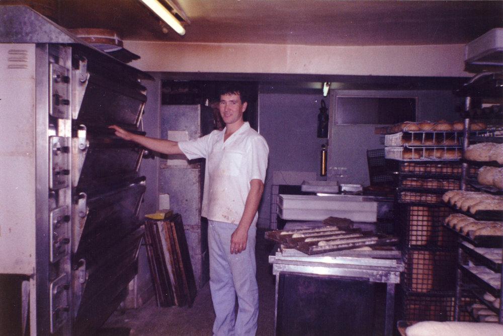Neil Tubbs, 1988