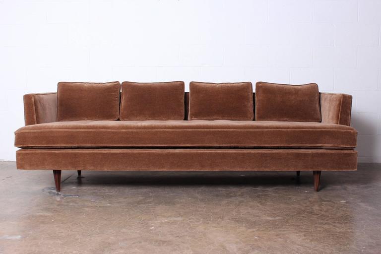 Sofa Designed By Edward Wormley For Dunbar