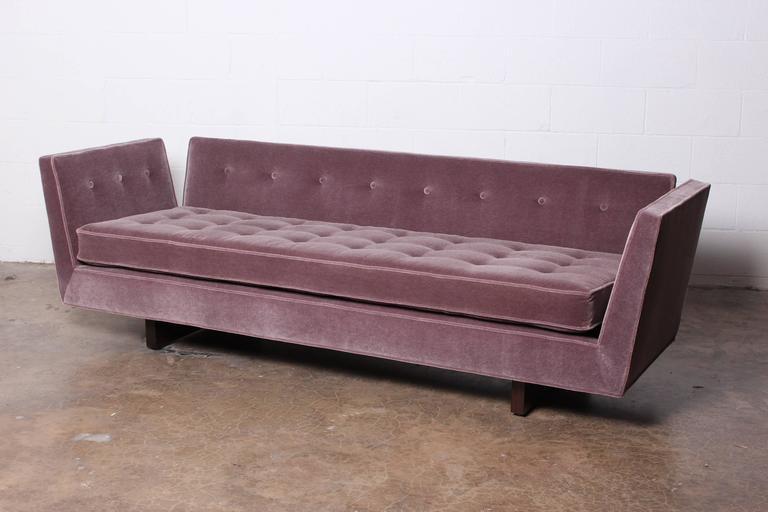 Split Arm Sofa By Edward Wormley For Dunbar