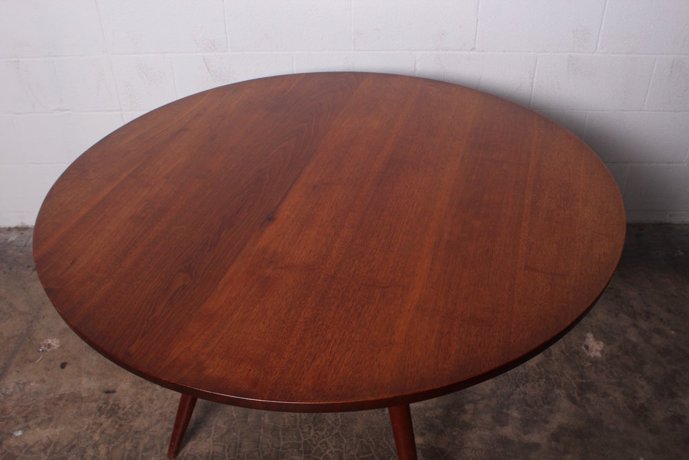 Dining Table By George Nakashima, 1952