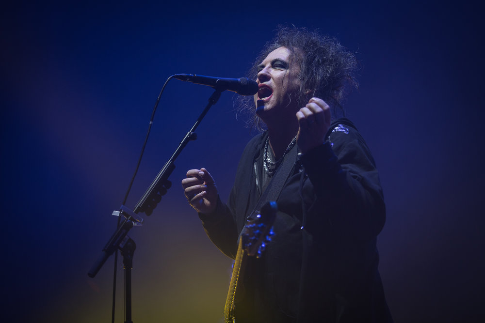 The Cure at Oslo Spektrum, Oslo