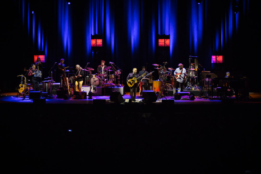 Paul Simon at Oslo Spektrum, Oslo