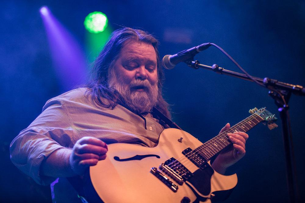 Roky Erickson live at Rockefeller, Oslo