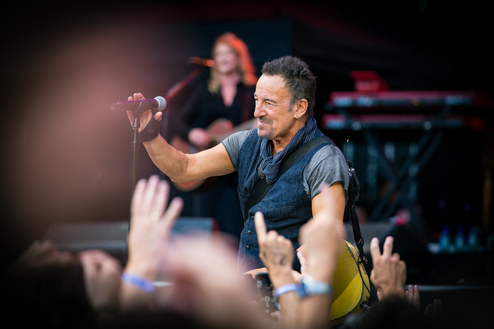 Bruce Springsteen & The E Street Band at Frognerparken, Oslo