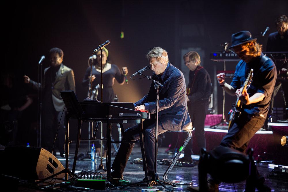 Bryan Ferry at Konserthuset, Oslo