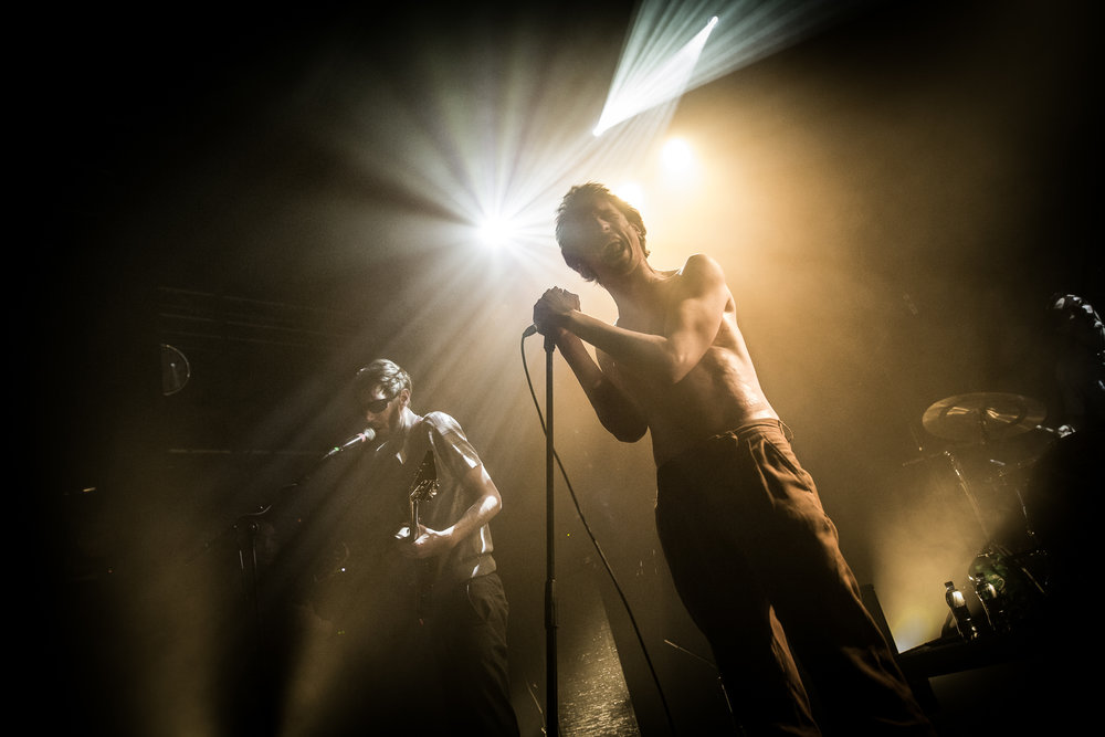 Fat White Family at Parkteatret, Oslo