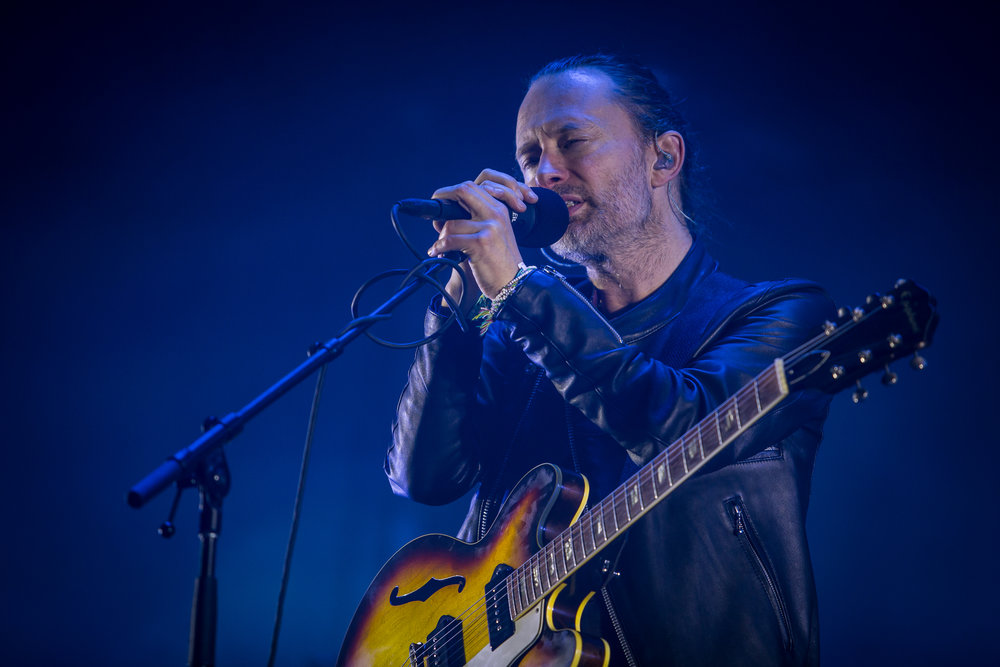 Radiohead at Primavera Sound