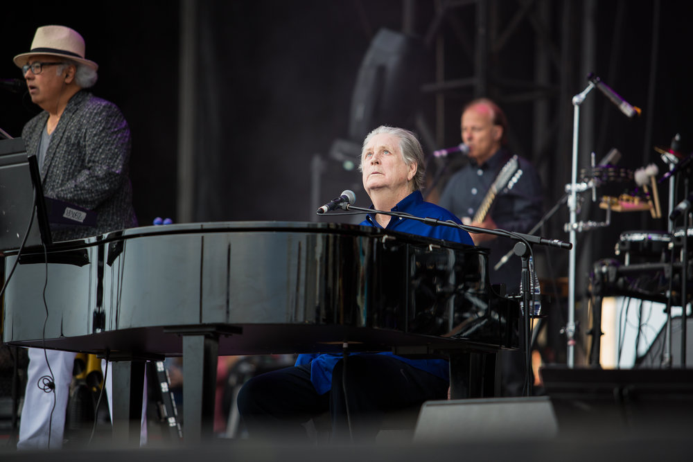 Brian Wilson at Primavera Sound
