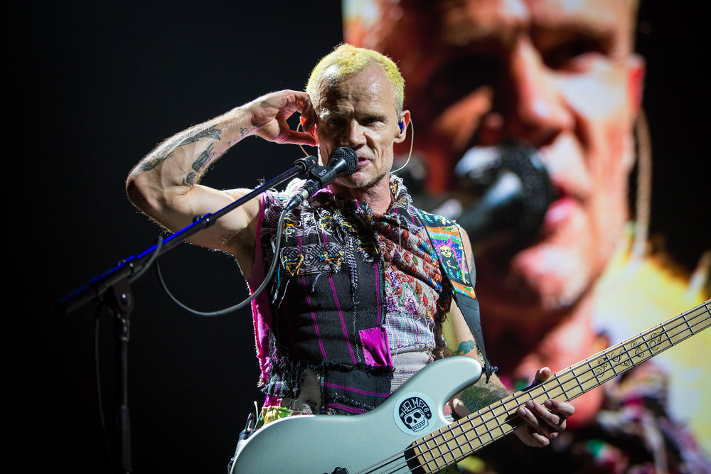 Red Hot Chili Peppers at Telenor Arena, Oslo