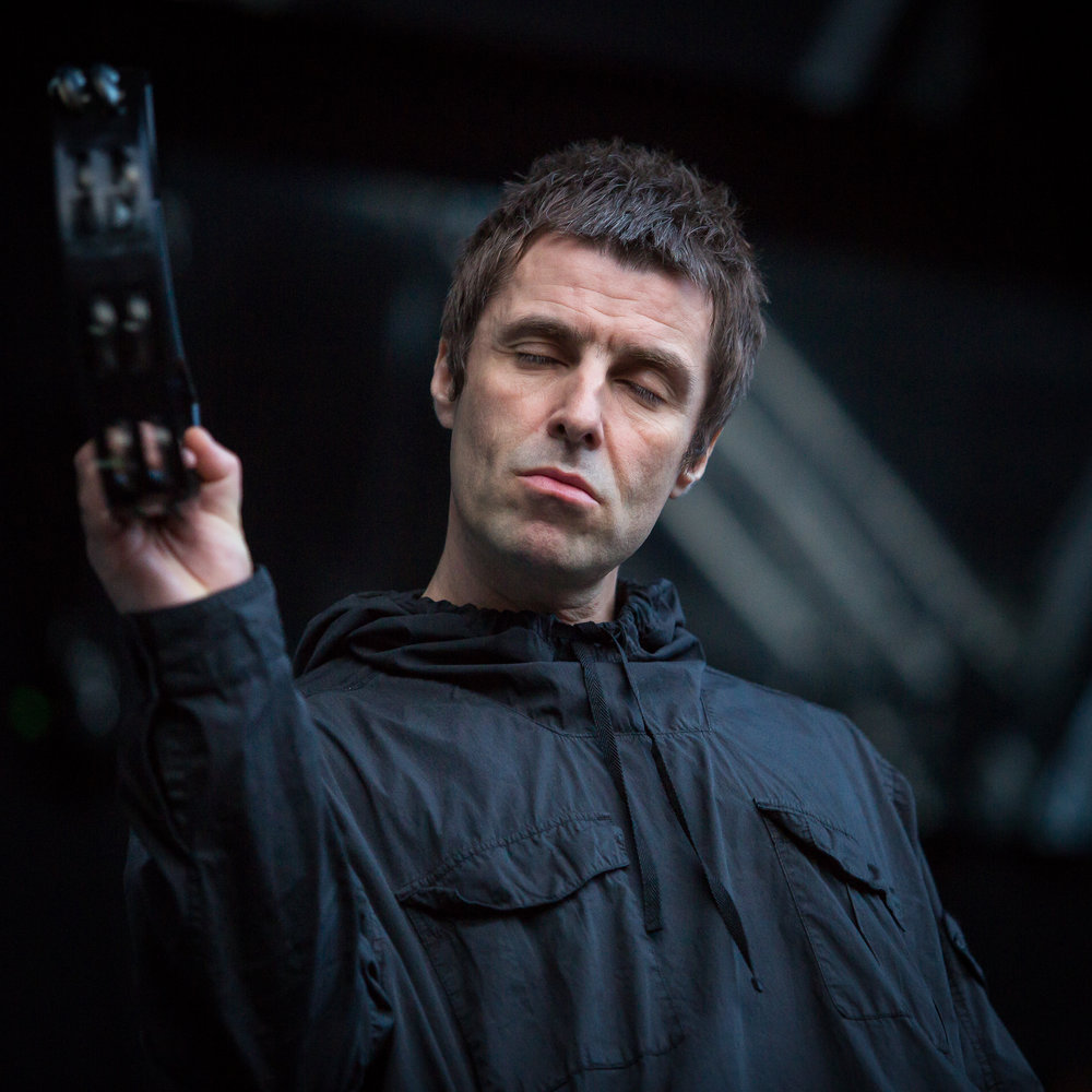 Liam Gallagher at Bergenfest