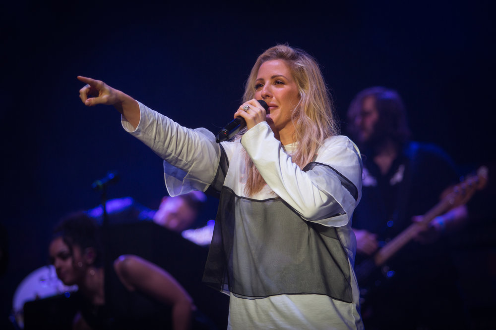 Ellie Goulding at Bergenfest