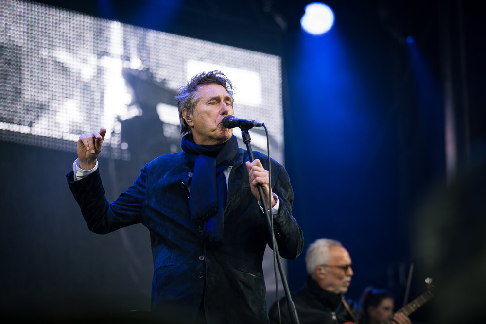 Bryan Ferry at Bergenfest
