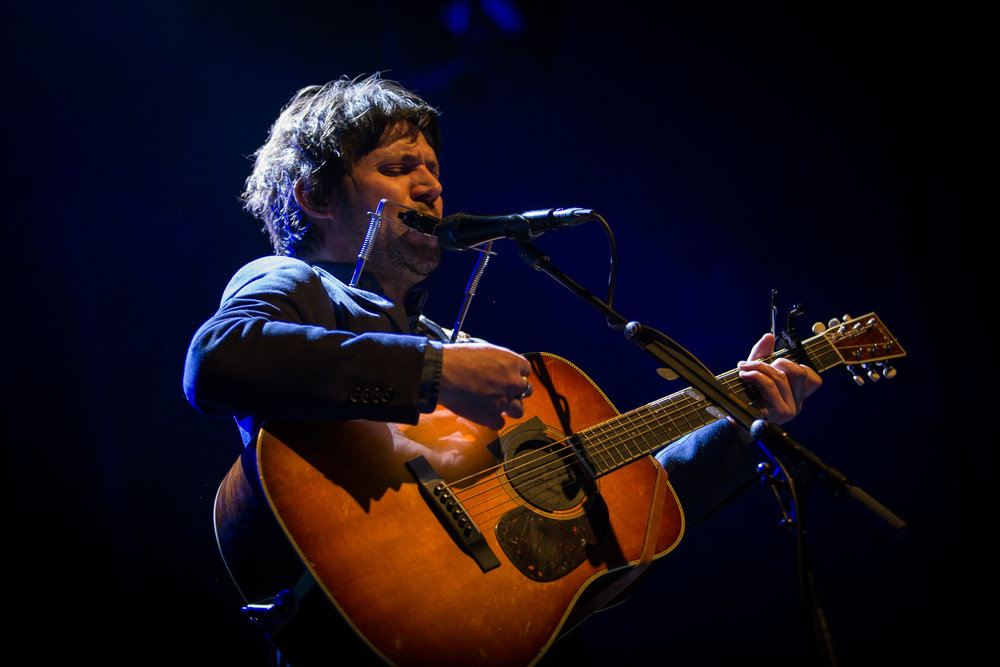 Conor Oberst at Rockefeller, Oslo