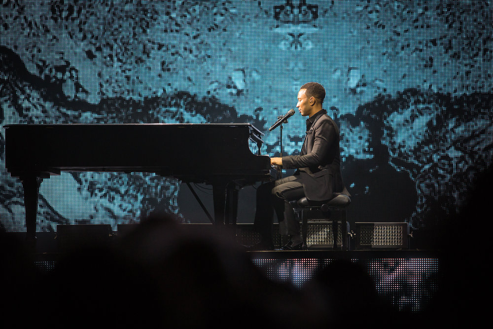 John Legend at Oslo Spektrum, Oslo