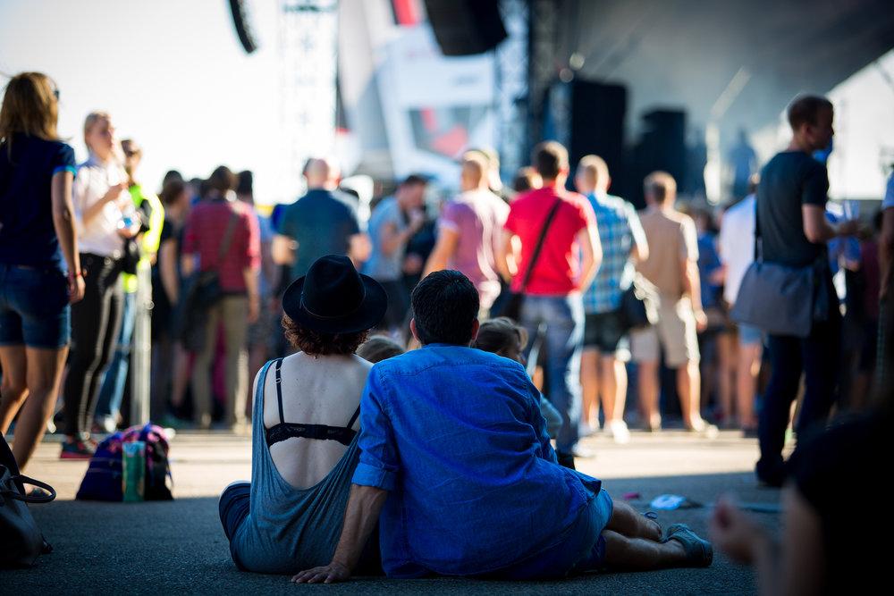 Berlin Festival 2013, Berlin.