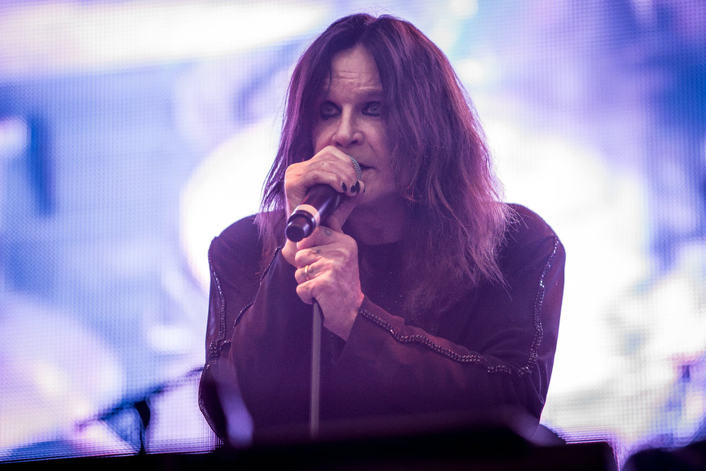 Black Sabbath live at Tons Of Rock 2016, Halden.