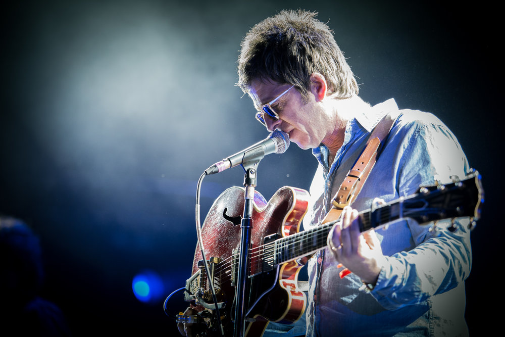 Noel Gallagher live at Roskilde Festival 2015, Roskilde.