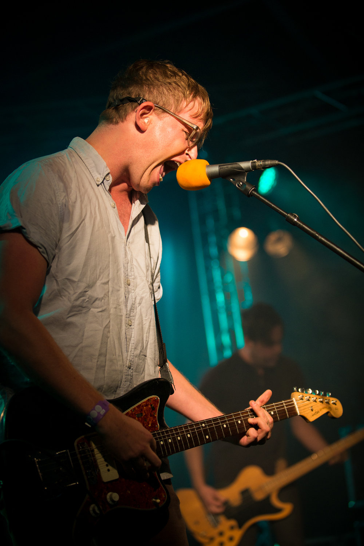 Metz live at Øyafestivalen 2013, Oslo.
