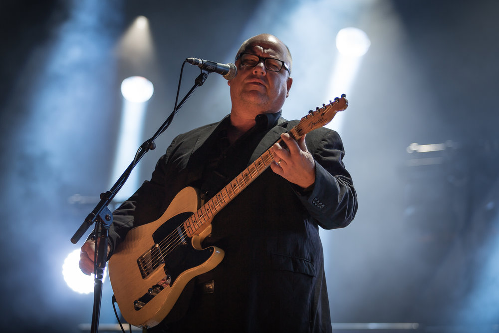 Pixies live at Øyafestivalen 2017, Oslo.