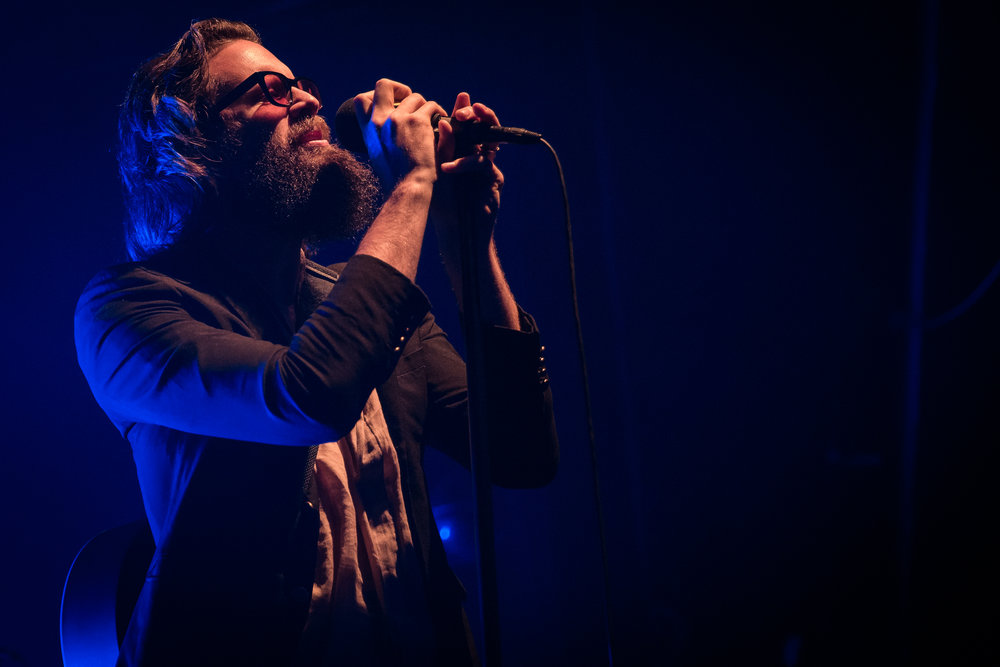 Father John Misty live at Sentrum Scene