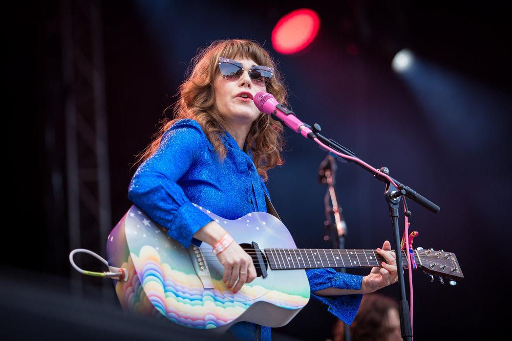 Jenny Lewis live at Øyafestivalen