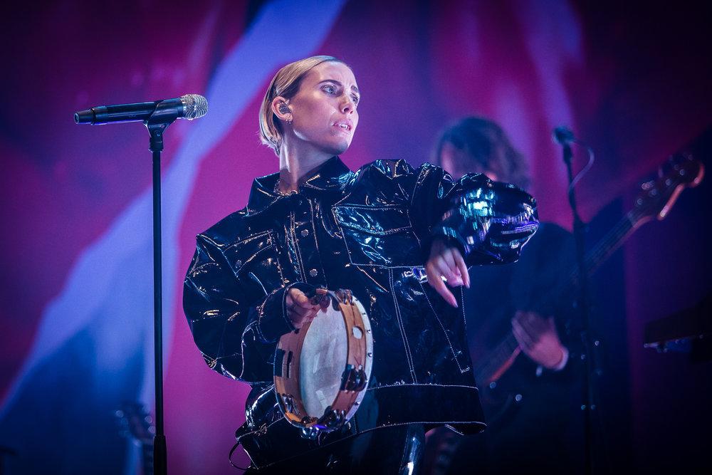 Lykke Li live at Øyafestivalen
