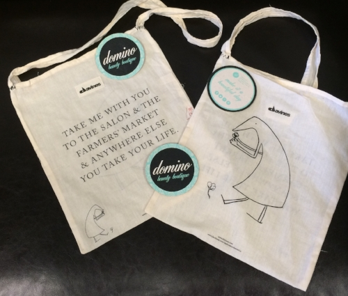 Bring in your Davines reusable Cotton Shopper and receive 10% off your purchase of any product!