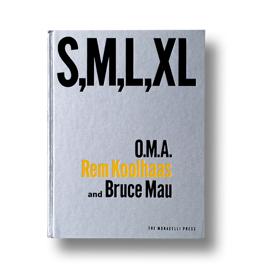 S,M,L,XL Book Cover.