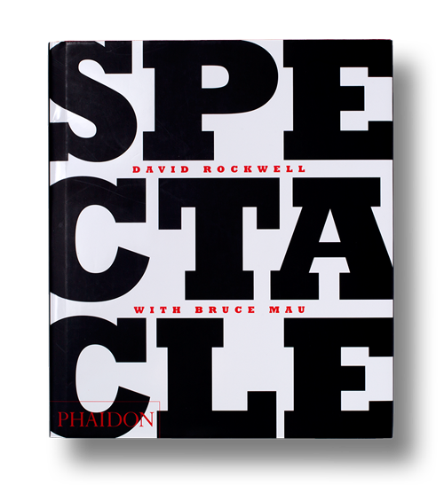 Spectacle Book Cover