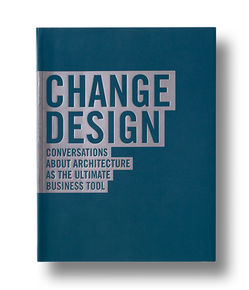 Change Design Book Cover