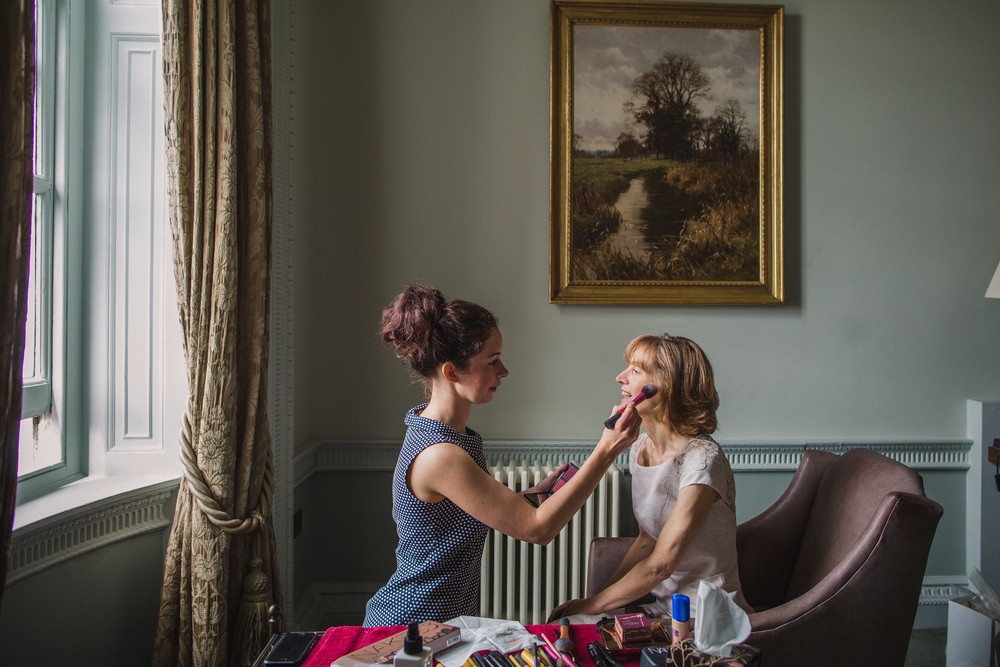 Mother of Bride Makeup in Sussex and Surrey