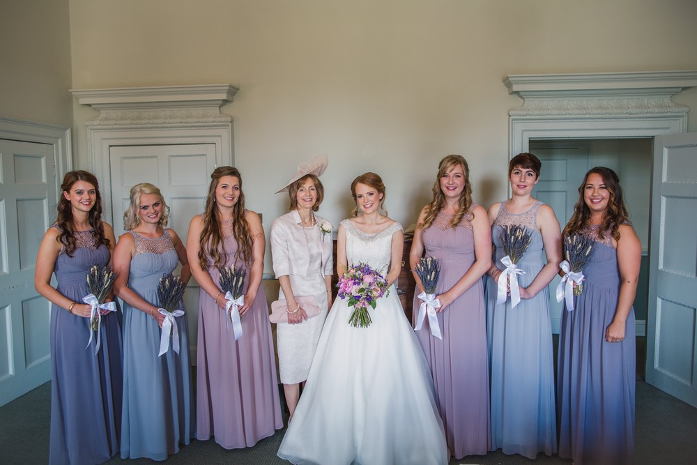 Bridal and Bridesmaid Makeup in Sussex and Surrey.