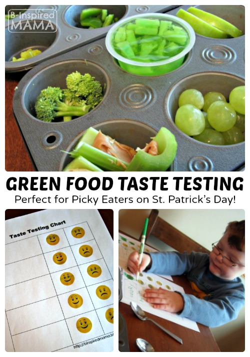 Top Five St Patrick's Day Speech and Language Activities