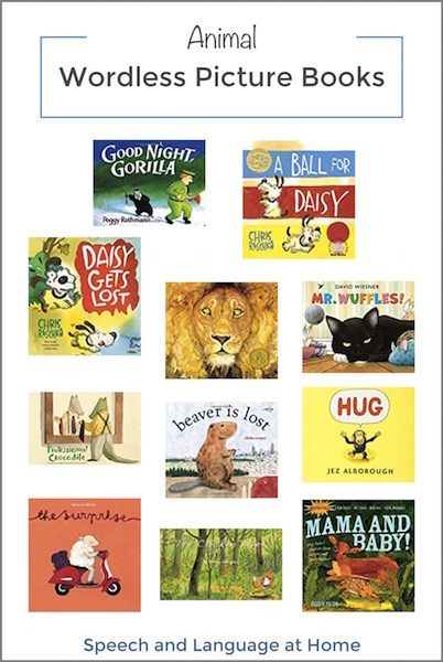 Animal Wordless Picture Books for speech therapy at home.jpg